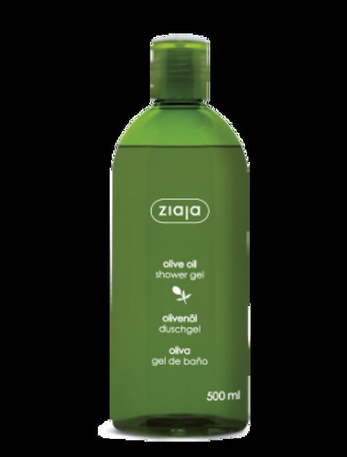 Ziaja - Natural Olive Shower Gel, Vegan, 500ml