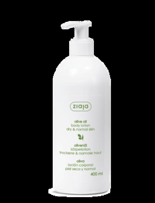 Ziaja - Natural Olive Body Lotion, Vegan, 400ml