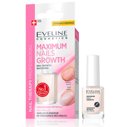 Eveline - Nail Therapy Maximum Nails Growth Quickener
