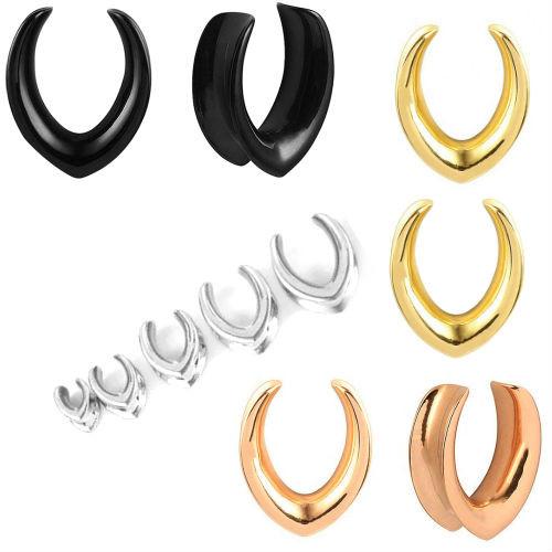 stainless steel saddle spreaders ear plugs