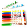 Baby Felt Tip pens Alpino Pack of 10