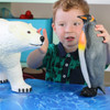 Designed for the early years, our giant soft touch animals are perfect for introducing the polar regions and their animals and native communities.