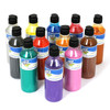 12 Bottles of Metallic Paint - 3,408 ML in total - Bargain