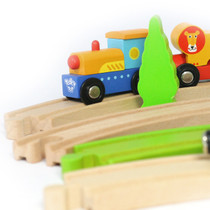 Circus Train and Track
