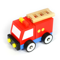 Mix & Match Fire Engine