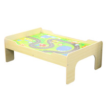 Table Wood Many Versatile Play Uses 120 x 80cm