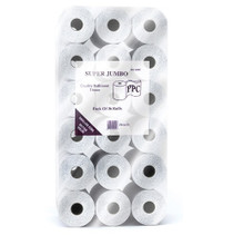 TOILET ROLL White 2ply Quilted 320 sheets 36pk
