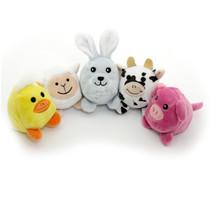 PLUSH! Farm animal bundle (x4 sets)
