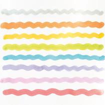 Chubbi Markers Assorted Metallic Colours Set of 8 x 75ml