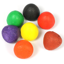 Chubbi Eggs Crayons 8 Assorted Colours