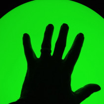 Large Rechargeable Glow Ball Lamp