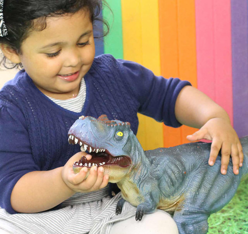 See our other dinosaurs to complete the full prehistoric set.