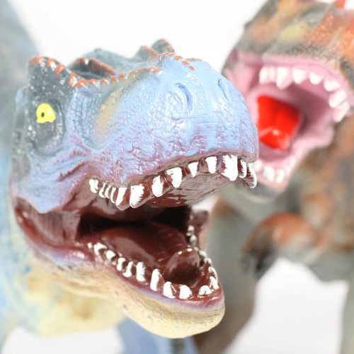 Tyrannosaurus Rex is ready to come out and play at your setting!