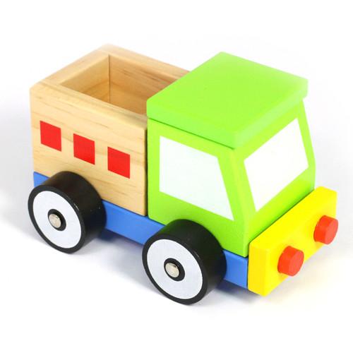Mix & Match Wooden Truck