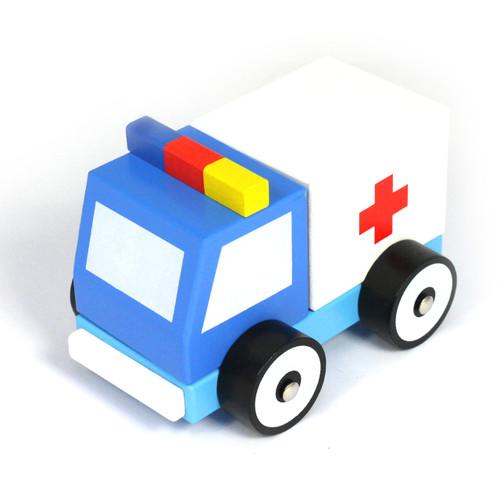 Mix & Match Wooden Ambulance