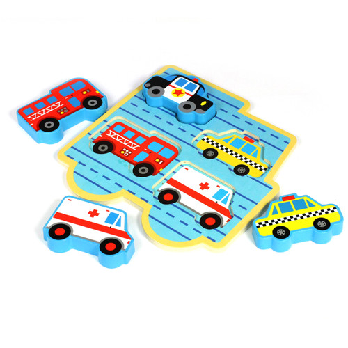 Small Vehicle Puzzle