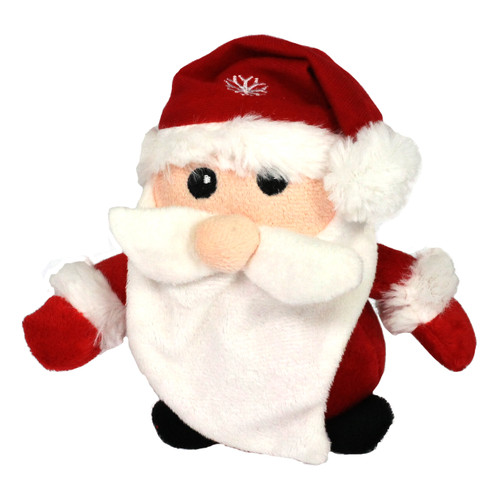 Festive Friends Plush Santa