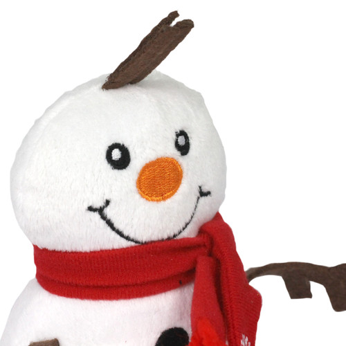 Festive Friends Plush Snowman