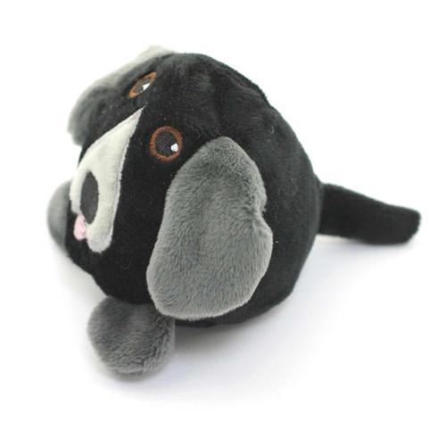 PLUSH! Black Labrador