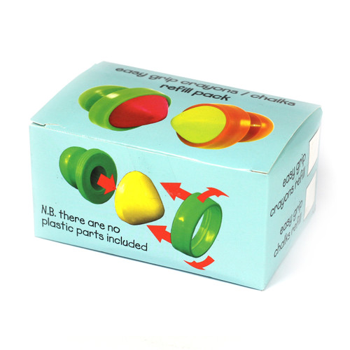 Re-usable Chalk Refill Chalks Box of 6