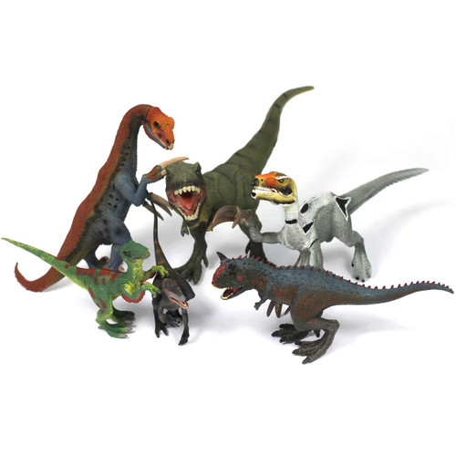 Medium Dinosaur Bundle Of 6