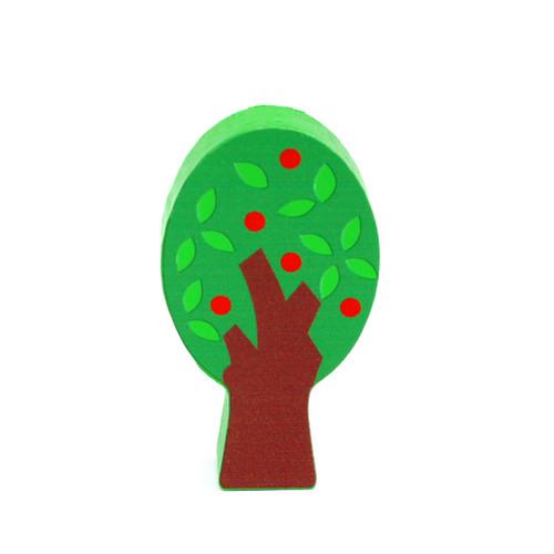 4Pc 15mm Thick Tree Bundle