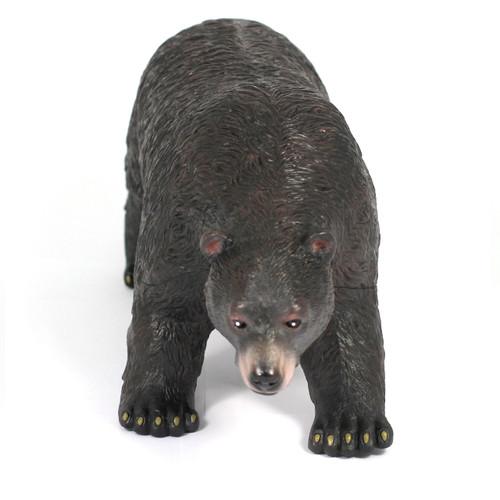 Made from a durable vinyl material and packed with stuffing, they are soft, sturdy and stand up under their own weight. Their skin is textured and highly detailed allowing children to really explore this selection of animals.