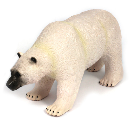 Giant soft touch polar bear for the early years