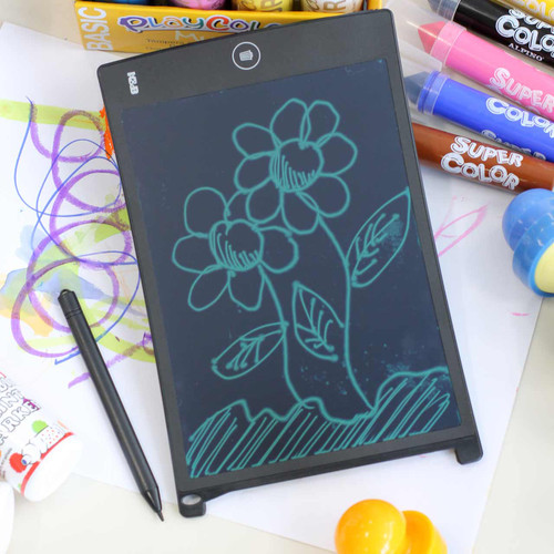 Class Pack LCD Writing Boards - 1 x Large and 5 Small