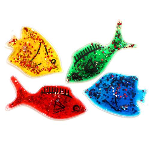 Jelly Fish Sensory Set 4 Pieces