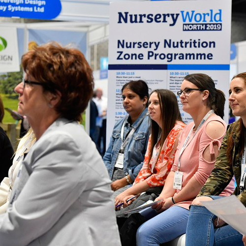 See You At Nursery World 2019 - Manchester