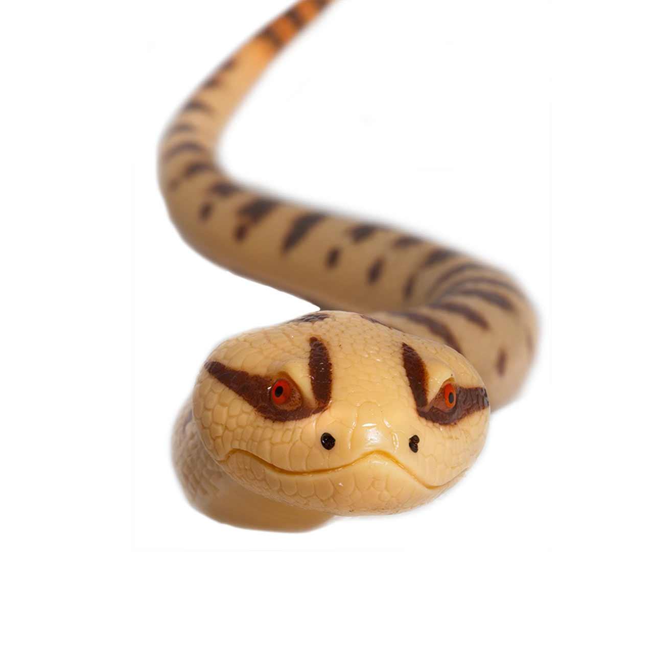 Large Snakes Soft Feel Set of 4