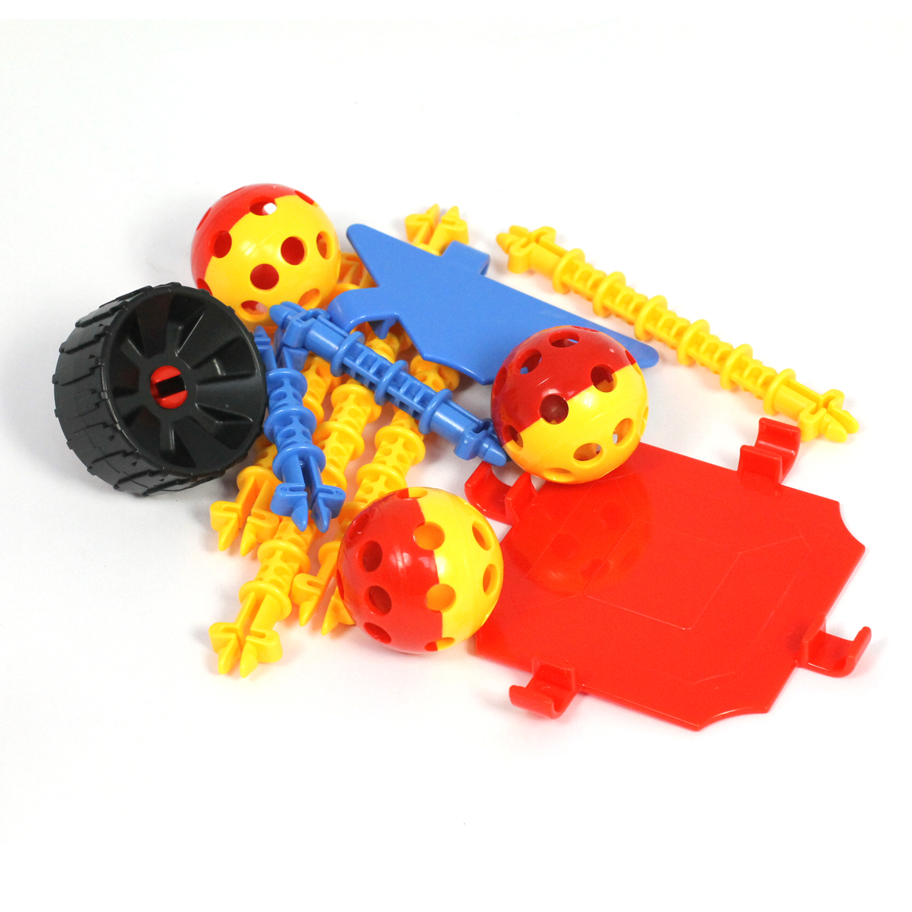 Space Construction Set 160 Piece