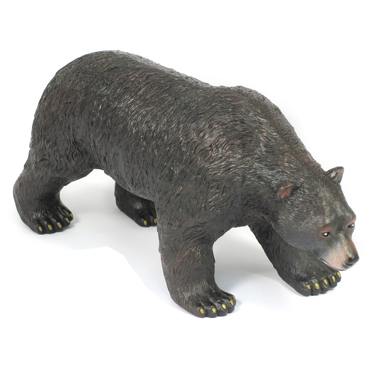 Resources such as our jumbo bears will allow children to learn not just about wild animals but their place in the food chain and how they impact the habitat they live in.