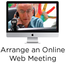 Arrange an Online Web Meeting