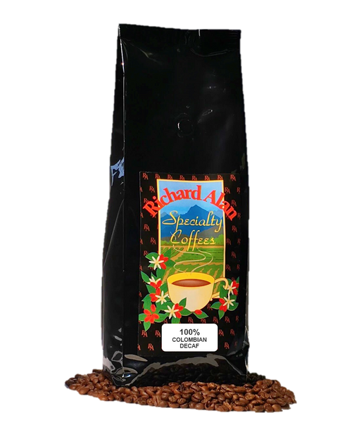 100% Colombian Water Processed Decaf