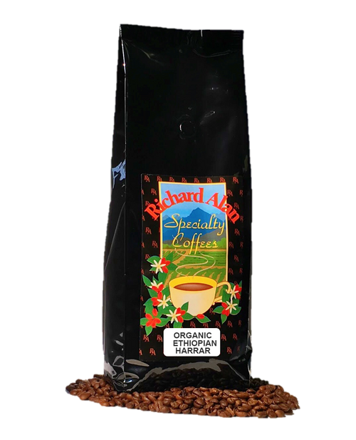 Organic Ethiopian Harrar