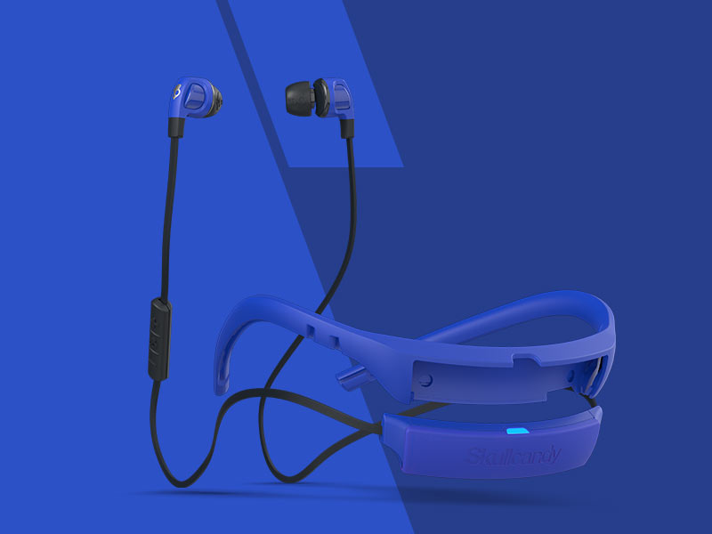 bddbf0b45d4 Shop Smokin' Buds 2 Wireless Earphones - Free Delivery | Skullcandy