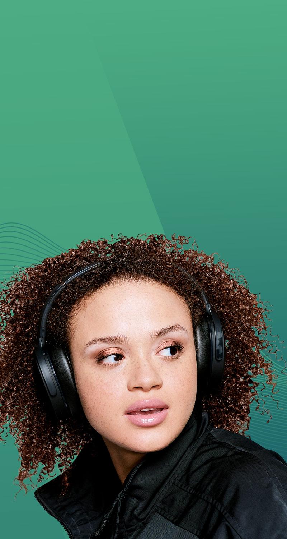 Skullcandy - Hesh® ANC Noise Canceling Wireless Headphones