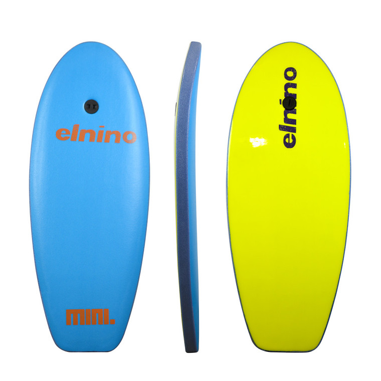 "Elnino Mini 44"" - perfect for Nippers who want to get started with mum and dad Pink with mint slick"