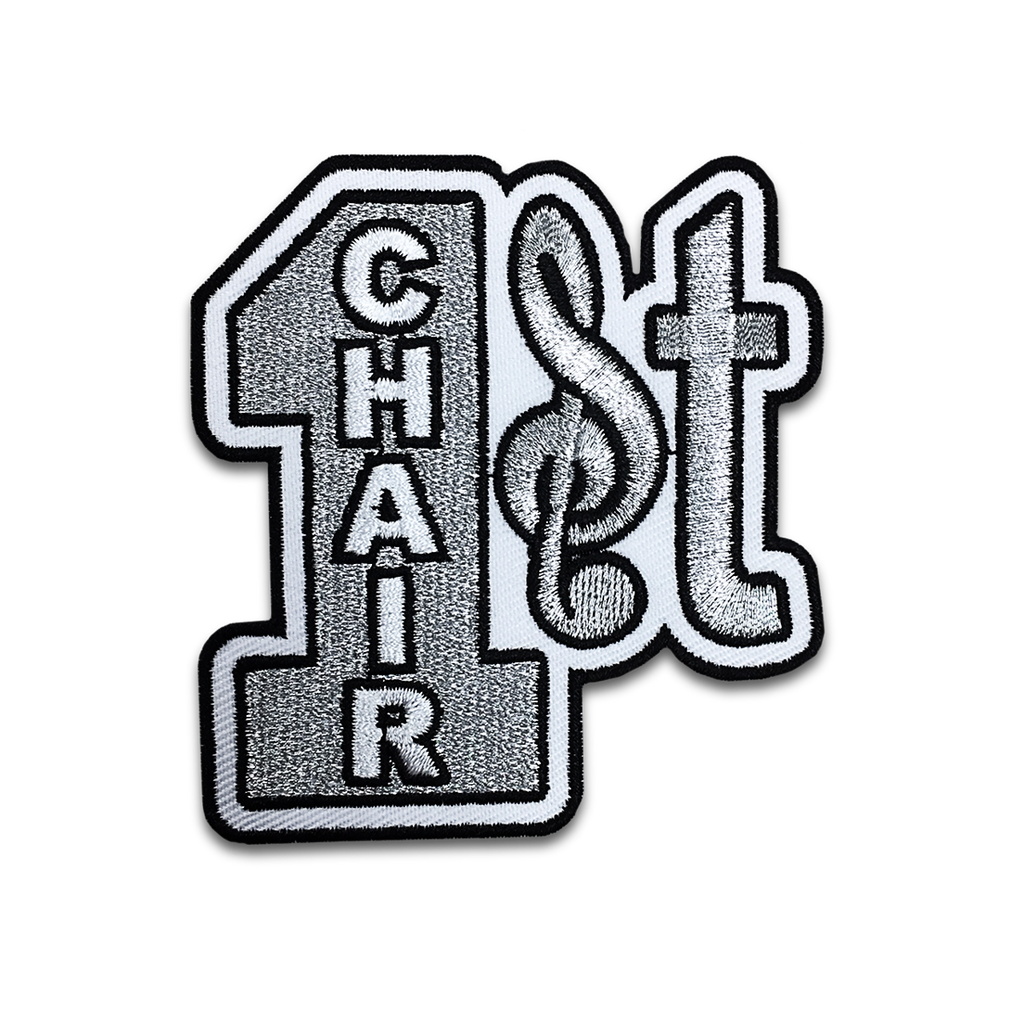 1st Chair Patch