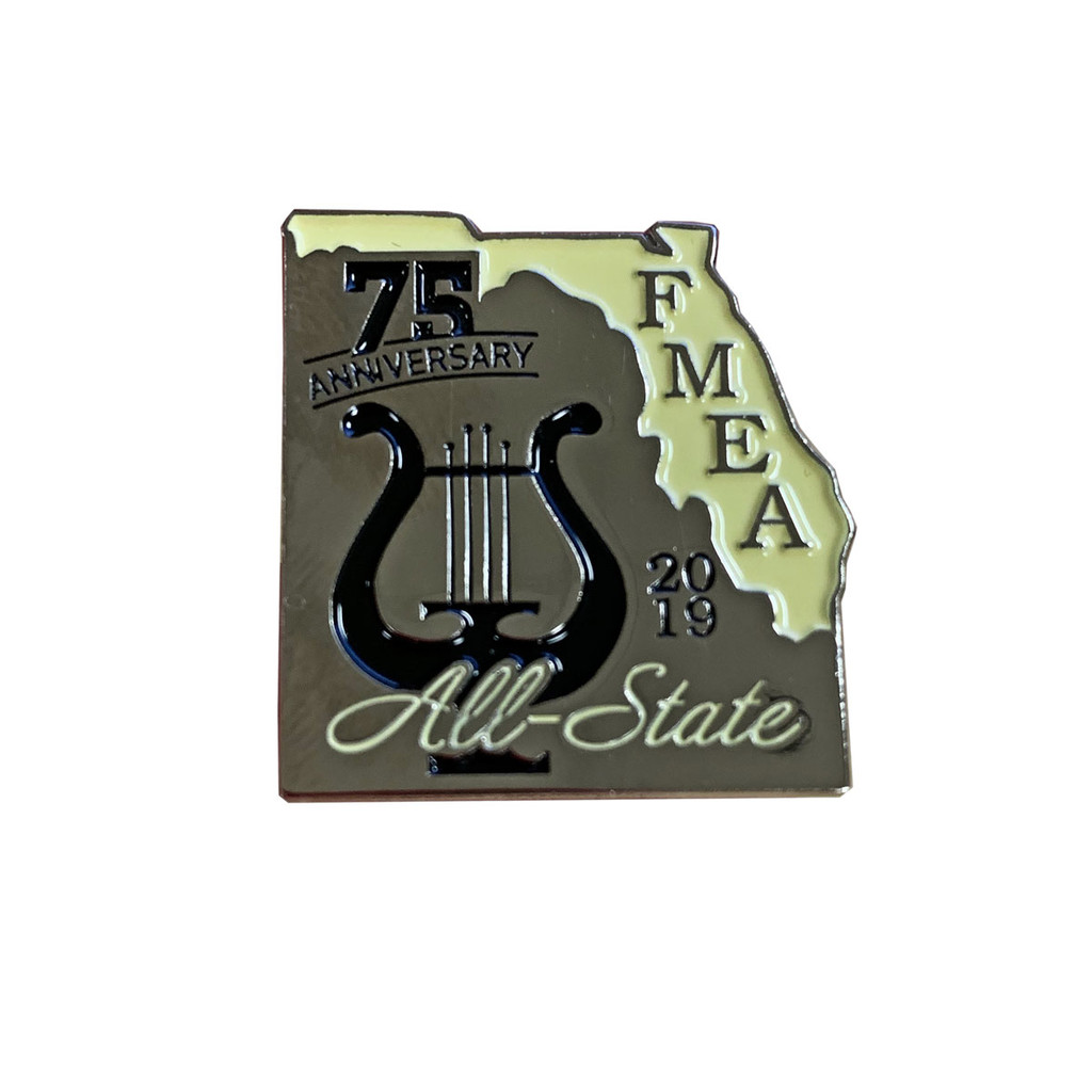 2019 FMEA All-State Pin