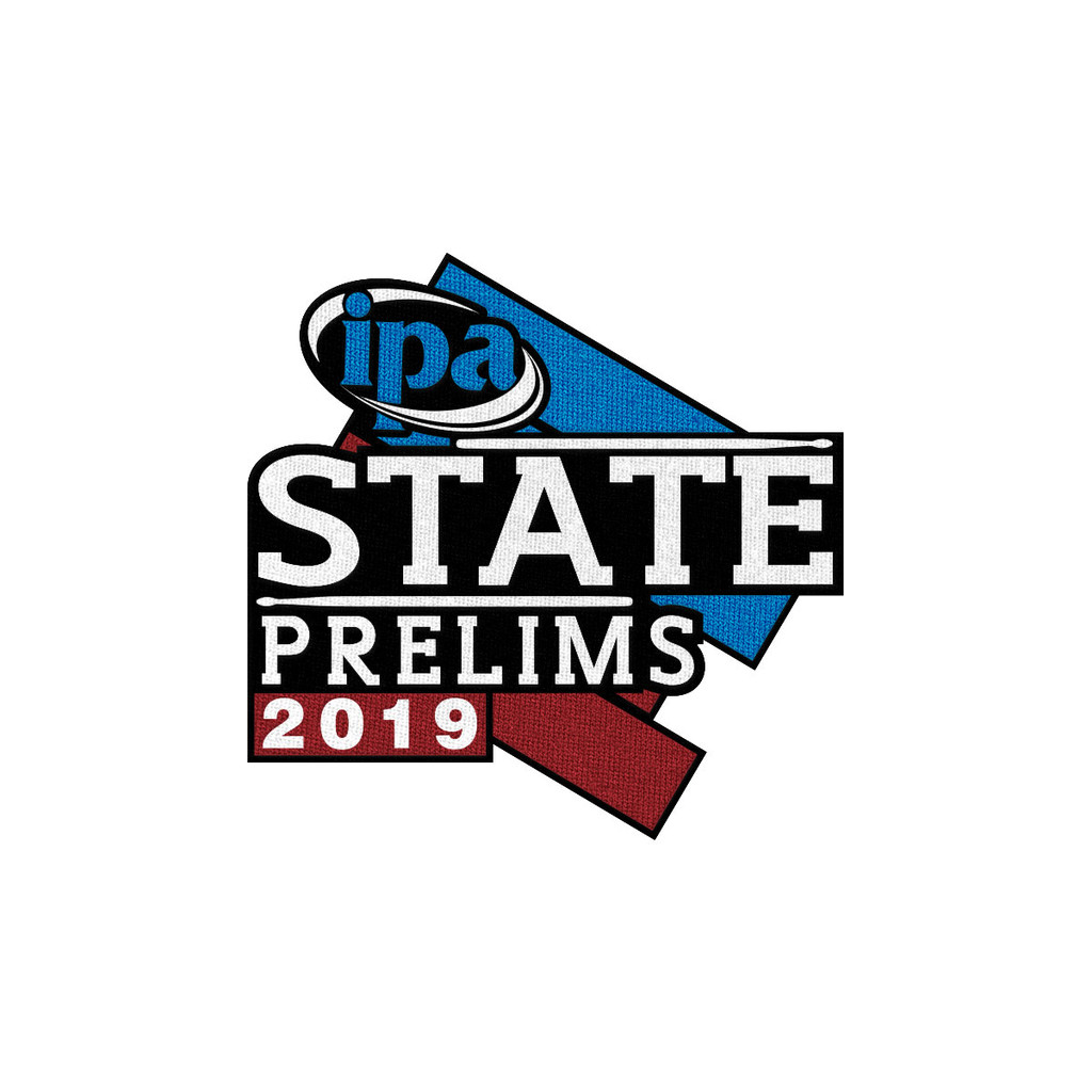 2019 IPA State Prelims Patch