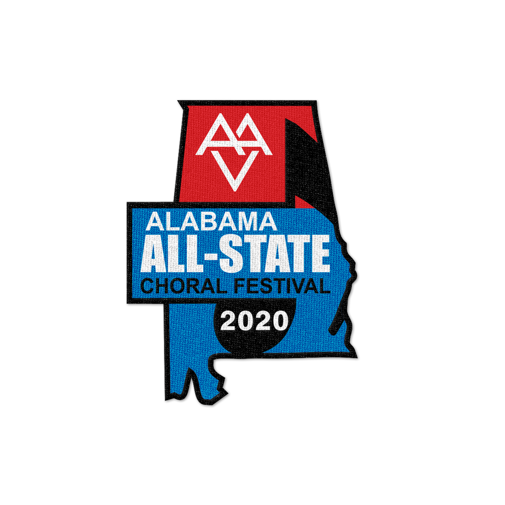 2020 AVA All-State Choral Festival Patch
