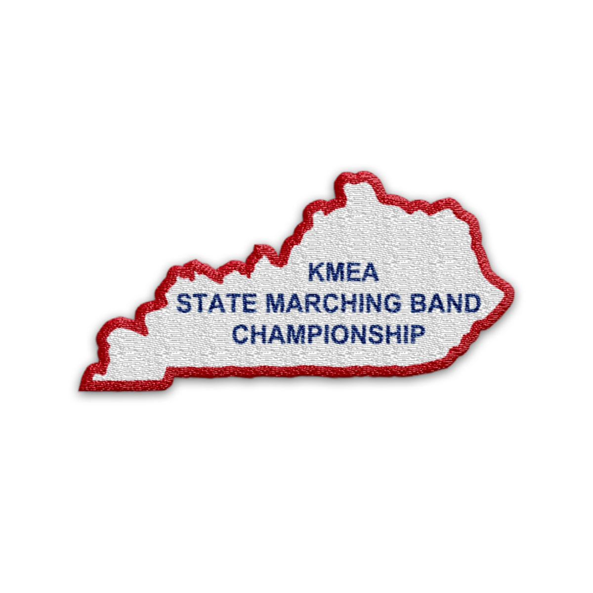 KyMEA Marching Band State Championships Patch