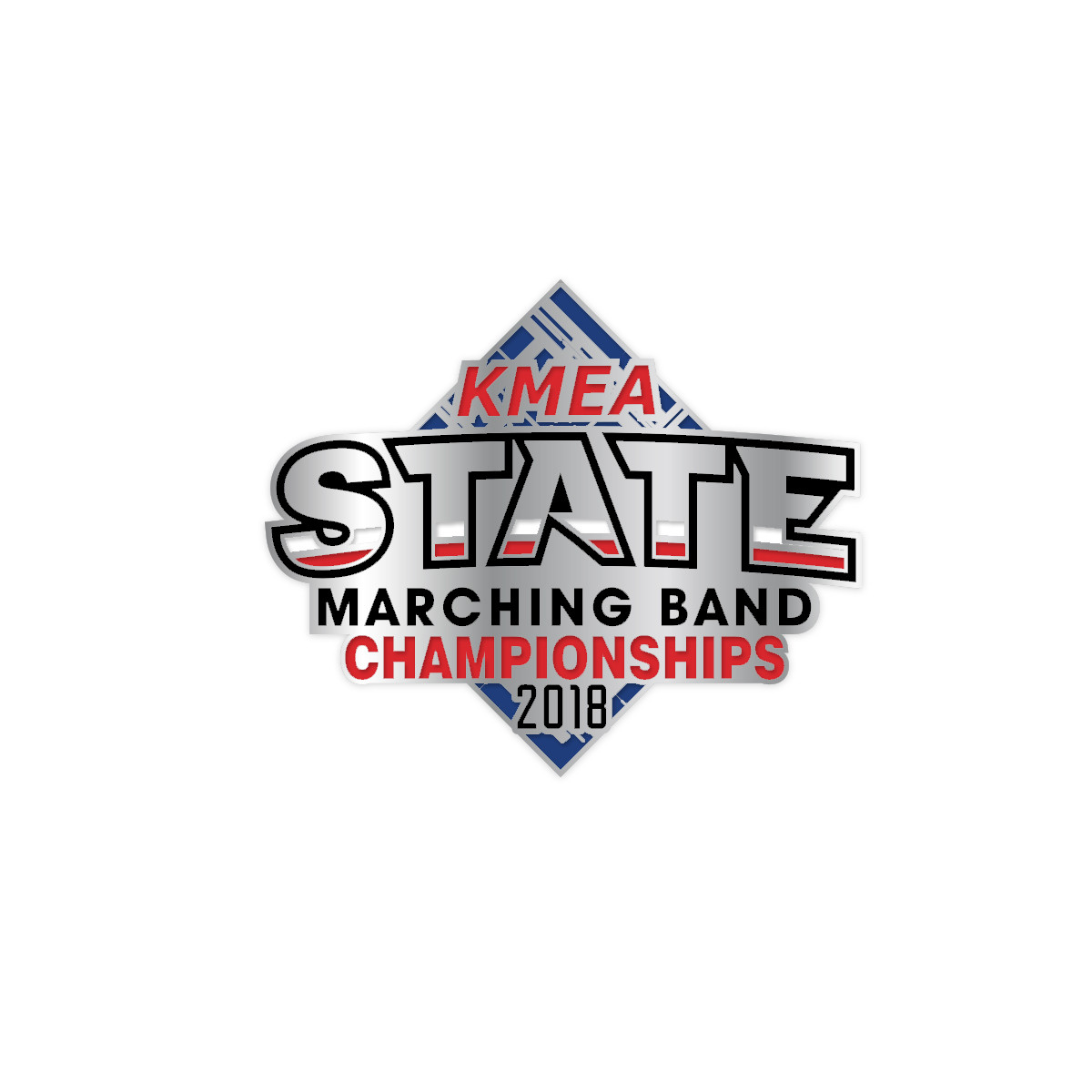 2018 KyMEA Marching Band State Championships Event Pin