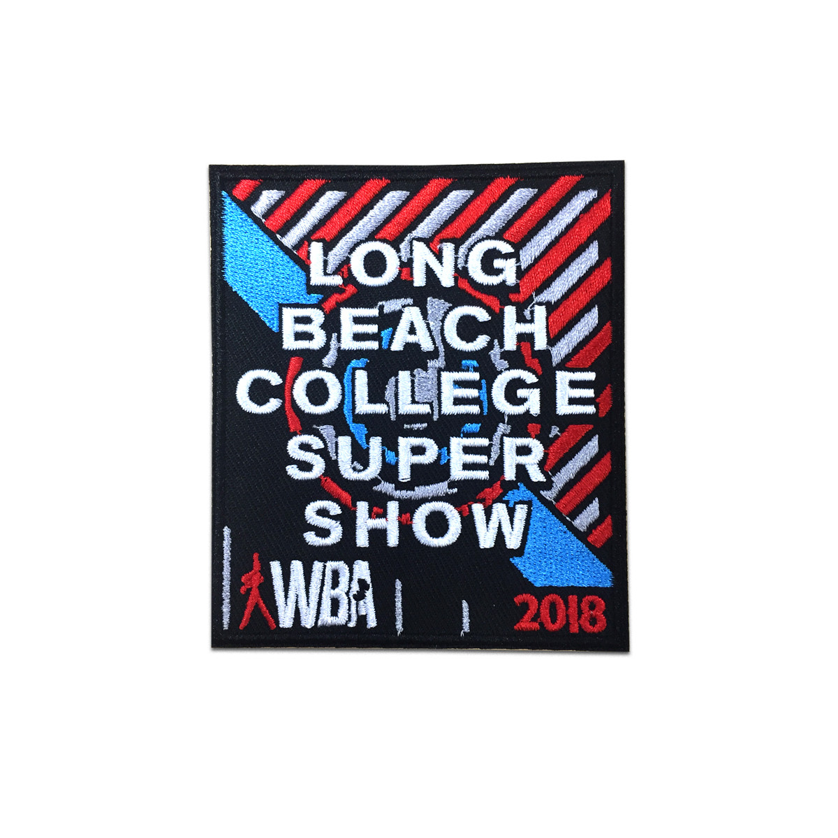 2018 WBA Long Beach Super Show Event Patch