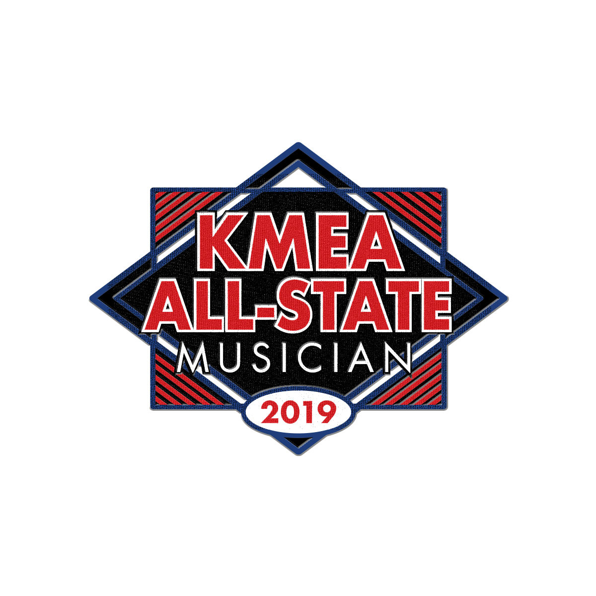 2019 KyMEA A Mission of Music Event Patch