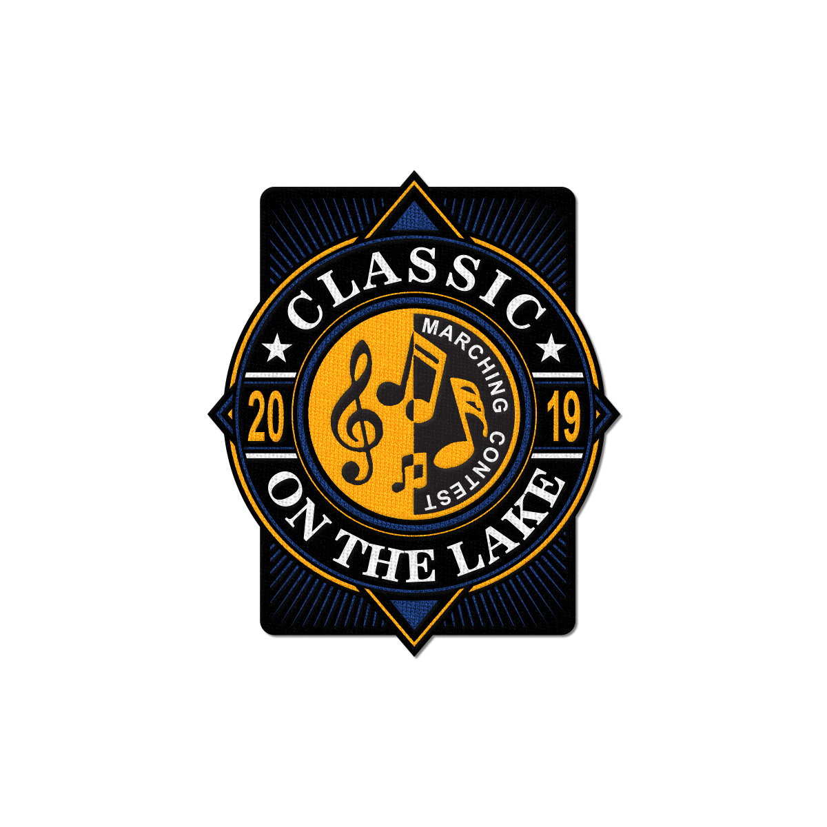 2019 Classic On The Lake Patch