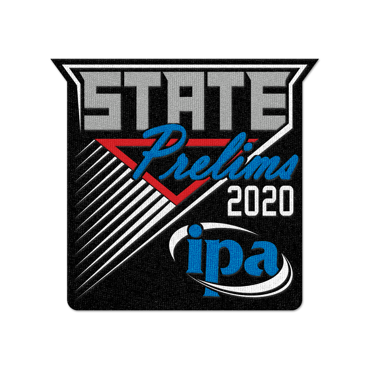 2020 IPA State Prelims Patch